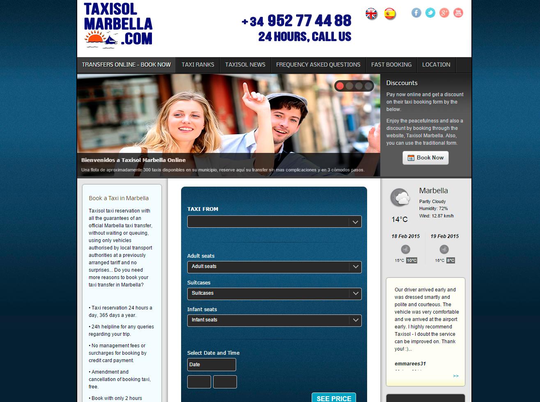 Taxisol Marbella 2014