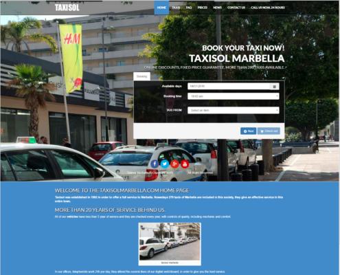 TaxisolMarbella.com 2017